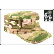 Bone Quepe Multicam Bdu Us Army Corner Cap (pronta Entrega