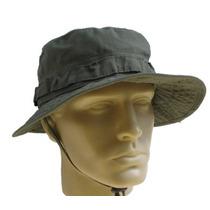 Boonie Hat Cobertura Selva Ripstop Verde Oliva Tam M 58a59cm