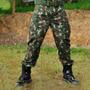 Calça Camuflada Padrão Exército Brasileiro 48-56