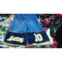 Bermuda/shorts Basquete Nba Lakers Azul Tamanho Único