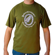 Camiseta,paraquedista , Alemanha,