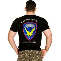 Camiseta Paraquedista