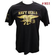 Camiseta Navy Seals Team Vi