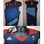 Camisa Basquete Seleção Britânica Adidas Tam. Jordan Nba