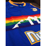 Regata Nba Denver Nuggets Retro - Allen Iverson
