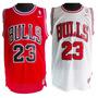 Camisa Nba Bulls Michael Jordan 23 - Frete Grátis 21sports