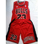 Uniforme Chicago Bulls Michael Jordan 23 Frete Grátis