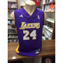 Camisa De Basquete Nba Lakers Roxa