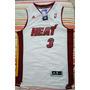 Jersey Miami Heat - Wade - Adidas Swingman - Pronta Entrega