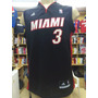 Camisa De Basquete Nba Miami Heat
