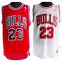 Camisa Nba Bulls Michael Jordan 23 - Sedex Grátis
