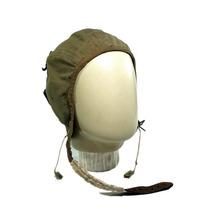 Raro Capacete Gorro De Voo A9 Utilizado Fab Segunda Guerra