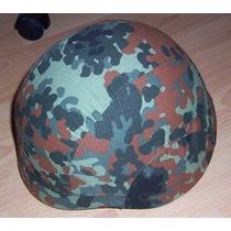 Airsoft Cobertura Flecktarn P/capacete M88