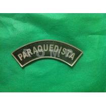 5f24 Distintivo Paraquedista (un) Emborrachado Pqdt