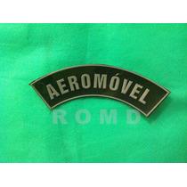 5f01 Distintivo Operações Aeromóveis (un) Emborrachado
