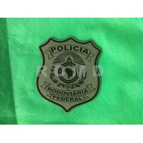 Prfs Distintivo Polícia Rodoviária Federal (emborrachado)