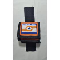 Porta Luvas Acessórios Tatico Defesa Civil Laranja