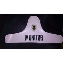 Braçal Monitor De Tiro De Guerra- Com Distintivo Eb