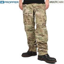 Calca Americana Propper Camuflada Multicam Cintura 50 A 54