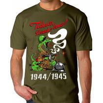 Camiseta Feb Cobra Fumando Cobra Fumante