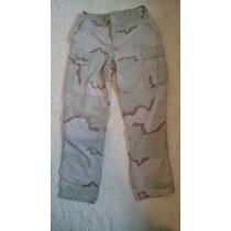 Calça Militar Americana Original Deserto Us Army