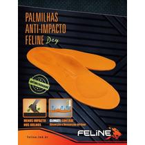 Palmilha Anti-impacto Feline-
