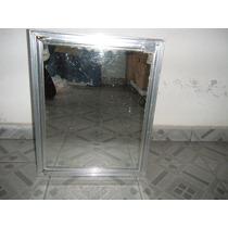 Antigo Armario De Parede Com Espelho De Aluminio.