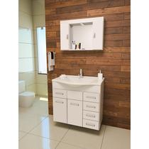 Gabinete / Armário Banheiro Roma