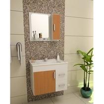 Gabinete / Armário Banheiro Cremona 65
