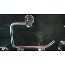 Porta Papel Higiênico Garnet Alumínio Cromado