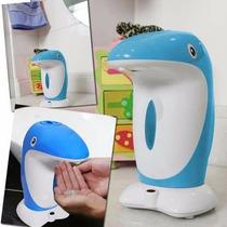 Dispenser Automático Sensor Álcool Gel Infantil Relaxmedic