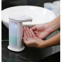 Dispenser Automático Sensor Álcool Gel 400 Ml Relaxmedic