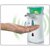 Dispenser, Saboneteira Automática Dettol Sabão Liquido 12 Pç