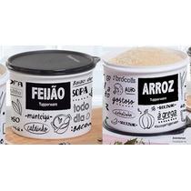 Tupperware Caixa Arroz + Feijão Pb