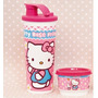 Copo Infantil Tupperware - Hello Kitty, Minnie Ou Mickey