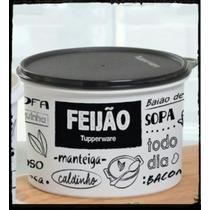Caixa De Feijão Tupperware Peb Fun