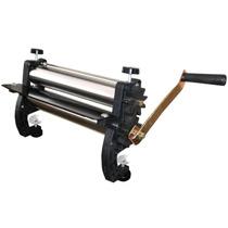 Máquina De Fazer Pastel Pão Massa Macarrão Mirella 28cm