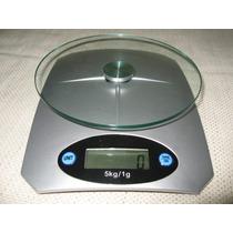 Balança Digital De Cozinha Até 5 Kg Alta Precisão