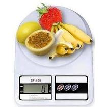 Balança Digital Eletrônica Pesa De 1gr Até 7kg Com Garantia