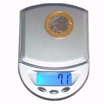 Mini Balança Eletrônica De Alta Precisão De 0,01 Á 500g.