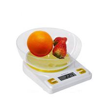 Balança Digital Cozinha Até 5kg Alta Precisão Alimento