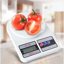 Mini Balança De Precisão 10kg Alimentos Comida