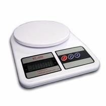 Balança Digital De Cozinha Até 7kg Sf-400