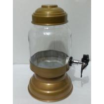 Suqueira/refresqueira Com Dispenser 2litros Ouro
