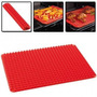 Tapete De Silicone Anti Aderente Pyramid Pan Cooking Mat
