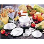 Multiprocessador Manual De Alimentos, Facilidade Na Cozinha
