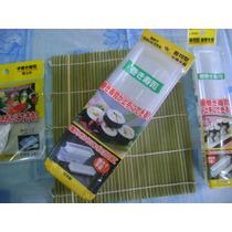 Forma Para Sushi Futomaki Norimaki Importada Do Japão.