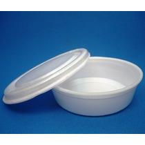 Embalagens P/alimentos (marmitex)n8 De Isopor 850 Ml