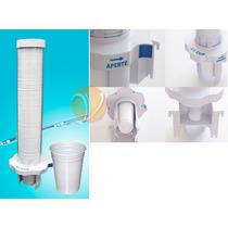 Dispenser Porta Copos Agua Descartáveis Automático Ez Cup
