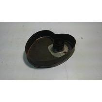 Antiga Forma Para Cortar Biscoito - Formato De Coração - H